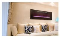 Napoleon EFL50H AZURE Series Wall Mount Electric Fireplace