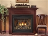 "DVD-32-FP30  - 32"" Tahoe Deluxe (Direct-Vent) Fireplace by White Mountain"