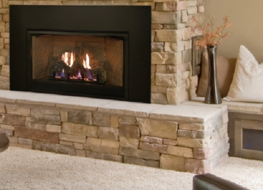 White Mountain VFP 20IN 33L Innsbrook Fireplace
