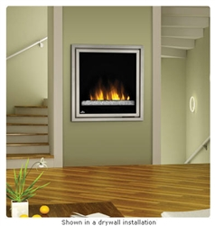 Napoleon Ef30g Tranquil Electric Fireplace With 110v Heater