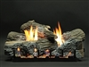 LX-WR  WildWood Refractory Log Set with Harmony Burner