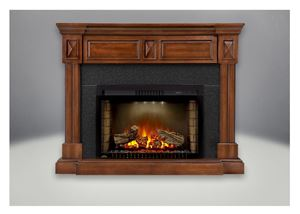 "Napoleon NEFP29-1415E 29"" Cinema Espresso Electric Fireplace - Walnut Finish"