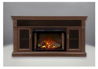 "Napoleon NEFP29-1415E 29"" Electric Fireplace - Burnished Walnut Finish"
