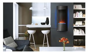 Napoleon NEFV38H AZURE Series Wall Mount Electric Fireplace