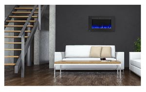 "Napoleon NEFL42FH  42"" Allure Series Wall Mount Electric Fireplace"