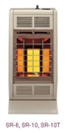SR-10/10T 10,000 BTU Infrared (Vent-Free) Room Heater by Empire Heating Systems