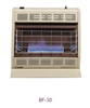 BF-30 30,000 BTU Blue-Flame (Vent-Free) Room Heater by Empire Heating Systems