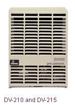 dv210215 u0026 btu small direct vent wall furnace