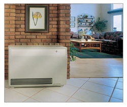 DV-55E 55,000  BTU High-Efficient (Direct Vent) Wall Furnace by Empire Heating Systems