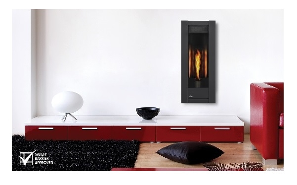 GT8 - INDOOR TORCH Gas Fireplace (Direct Vent) by Napoleon