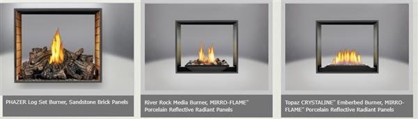 Tremendous Hd81Nt 39 See Thru Gas Fireplace By Napoleon Download Free Architecture Designs Grimeyleaguecom