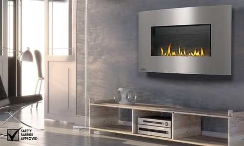 Plazmafire 31 - WHD31 Direct Vent Gas Fireplace by Napoleon