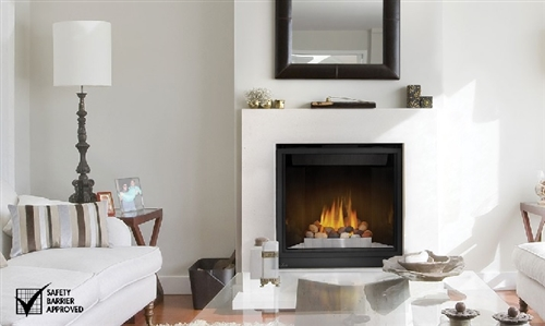 "HD35 - 35"" Gas Fireplace Made by Napoleon"