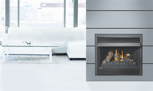 Grandville VF36 Vent Free Fireplace by Napoleon
