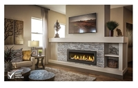 Vector LV50 Linear Gas Fireplace (Direct Vent) by Napoleon