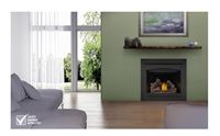 Ascent B36NTR & B36NTRE Direct Vent Clean Face Gas Fireplace by Napoleon
