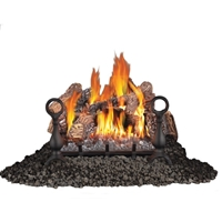 "Fiberglow GVFL - 18""  Gas Log Sets VF"