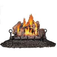 "Fiberglow GVFL -  30""   Gas Log Sets, Vent Free, by Napoleon"