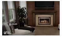 Inspiration ZC  GDIZC-NSB Gas Fireplace Insert (Direct Vent) by Napoleon