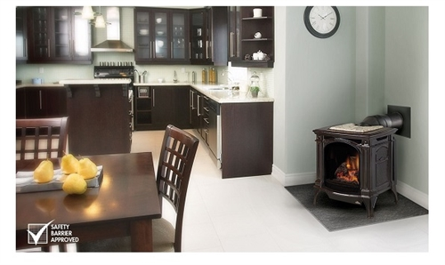 Bayfield GDS25N-1 Gas Stove, Direct Vent by Napoleon