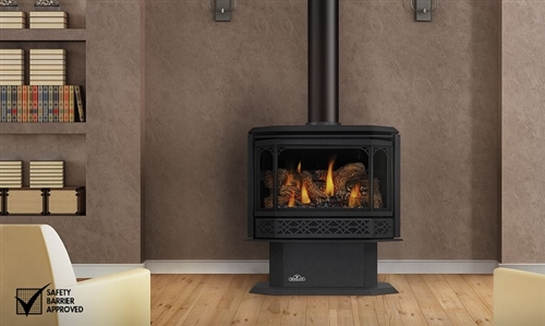 Gds50 1nsb Havelock Direct Vent Gas Stove By Napoleon