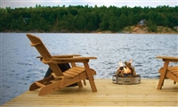 Patioflame with Logs GPF Outdoor Fire Pit