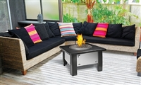 Patioflame GPFG with Glass Outdoor Fire Pit