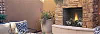 GSS36 Napoleon Riverside Series Outdoor Fireplace