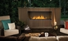 Galaxy 48 GSS48 - Gas Fireplace
