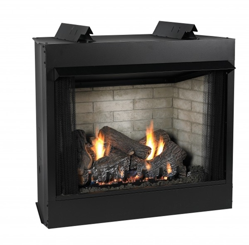 "VFD-36-FB0 36"" Breckenridge Deluxe Firebox by White Mountain"