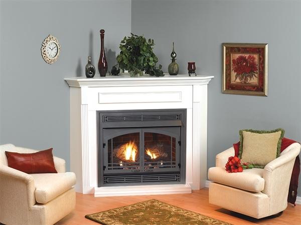 White Mountain VFP-32BP30L Vail Premium Fireplace