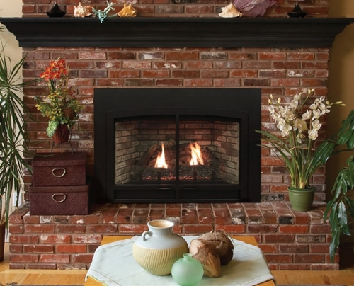 DVC26IN Innsbrook Fireplace by White Mountain