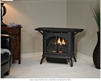 VFD30 - Cast Iron Vent-Free Stove w/ Ceramic Burner by White Mountain