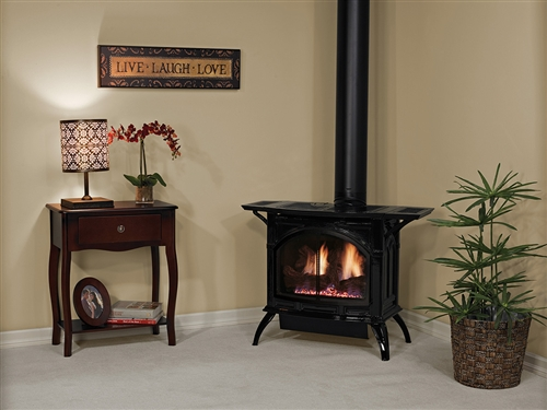 DVP30CC Cast Iron Stove by White Mountain